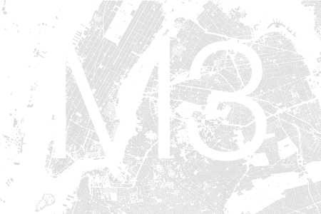 figure ground plan with letters M3