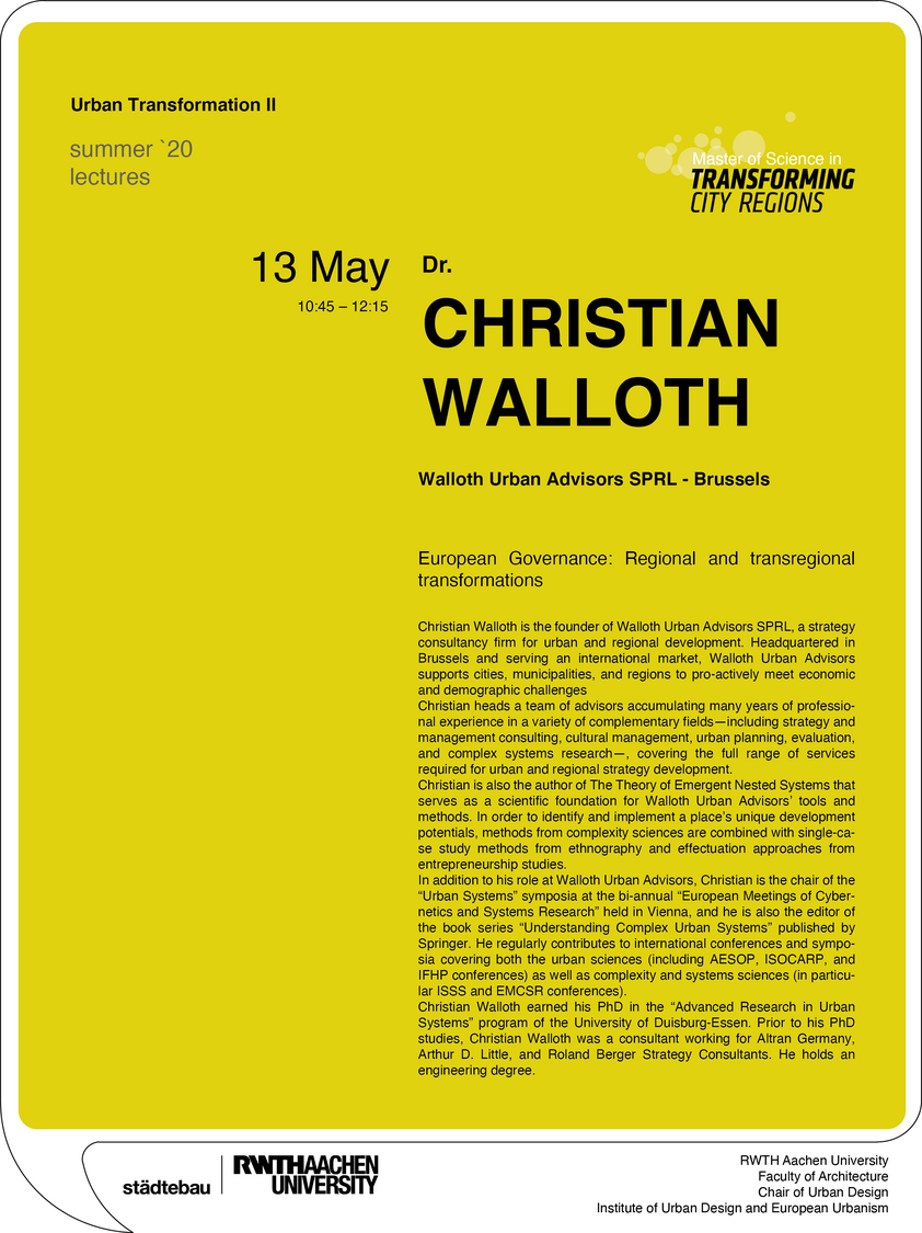 Christian Walloth content